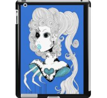 Blue Bust.  iPad Case/Skin