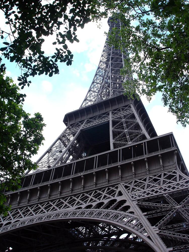 Eiffel Tower by CBenson