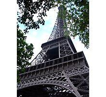 Eiffel Tower Photographic Print