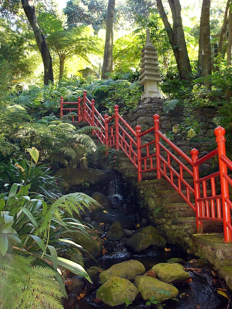 Japanese Garden by CBenson