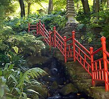 Japanese Garden by CBenson