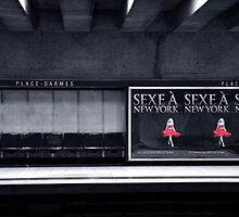 Sexe A New York by Caroline Fournier