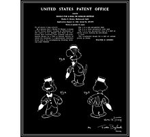 Jose Carioca Patent - Black Photographic Print