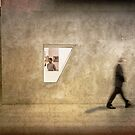 In and out by Adrian Donoghue