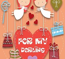 For My Darling by solnoirstudios