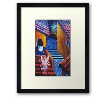 Guarding the Way Framed Print