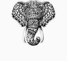 Ornate Elephant Head T-Shirt