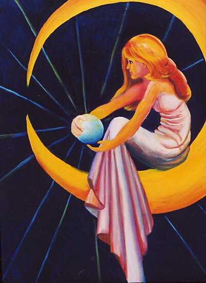 Moonbeams by Jill Mattson