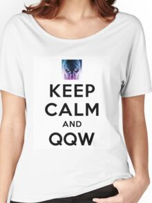 Keep Calm and Ghostwalk Women's Relaxed Fit T-Shirt