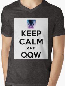 Keep Calm and Ghostwalk Mens V-Neck T-Shirt