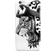 Tiger Helm iPhone Case/Skin