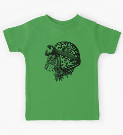 Tiger Helm Kids Tee