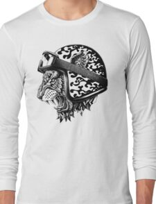Tiger Helm Long Sleeve T-Shirt