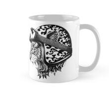 Tiger Helm Mug