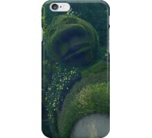 Earthy Head at Floriade 2012 iPhone Case/Skin