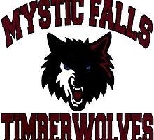 mystic falls timberwolves by ashleyay