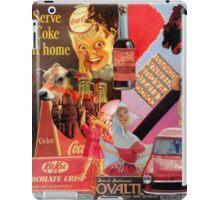 Serve Coke At Home. iPad Case/Skin