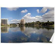 Lake Merritt  •   Oakland, California Poster