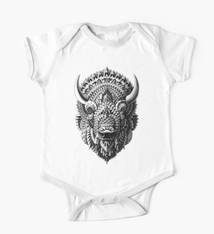 Bison Kids Clothes