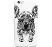 Frenchie (French Bulldog) iPhone Case/Skin