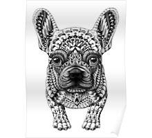 Frenchie (French Bulldog) Poster