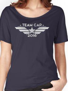 Team Cap 2016 Women's Relaxed Fit T-Shirt