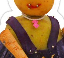 The Veggies - Princess Charlotte Sticker