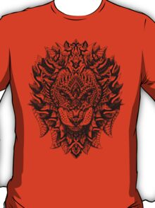 Ornate Lion T-Shirt