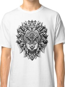Ornate Lion Classic T-Shirt