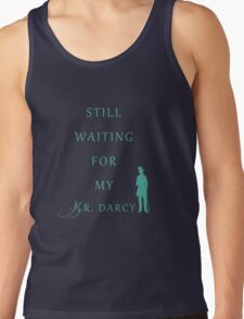 Waiting for My Darcy - Green T-Shirt