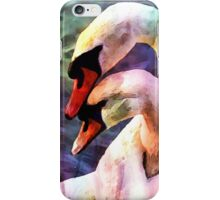 Wrapped In Your Love iPhone Case/Skin