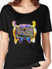 Acid tape Alien Women's Relaxed Fit T-Shirt