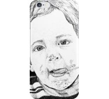 *Cotton Candy* Traditional Art in Ink iPhone Case/Skin