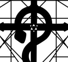 Fullmetal Transmutation - Black Sticker
