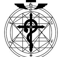 Fullmetal Transmutation - Black by MusicandWriting
