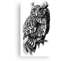 Owl 2.0 Canvas Print
