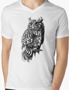 Owl 2.0 Mens V-Neck T-Shirt