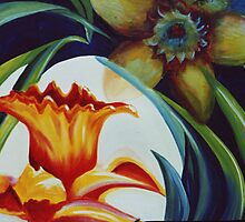 Flower Essence by Jill Mattson