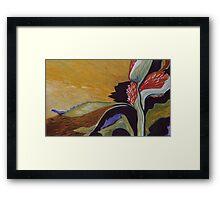 Hello Sun Framed Print
