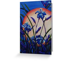 Lily Light Greeting Card