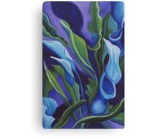 Lily Symphony Canvas Print