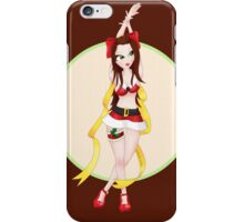 Holiday Pinup iPhone Case/Skin