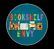 Shelf Envy by BookConfessions