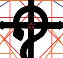 Fullmetal Transmutation - Color Sticker
