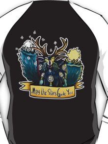 May the Stars Guide You - Boomkin T-Shirt
