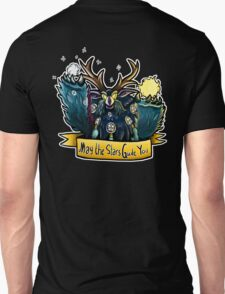 May the Stars Guide You - Boomkin Unisex T-Shirt