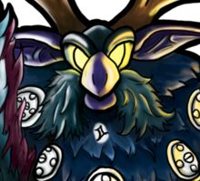 May the Stars Guide You - Boomkin Sticker