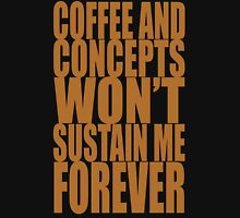 Coffee and Concepts T-Shirt