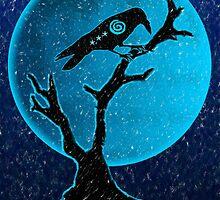 Raven Moon by Jan Landers