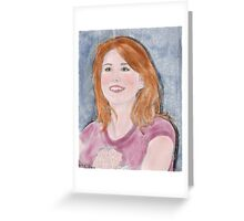 Jewel Stait Greeting Card